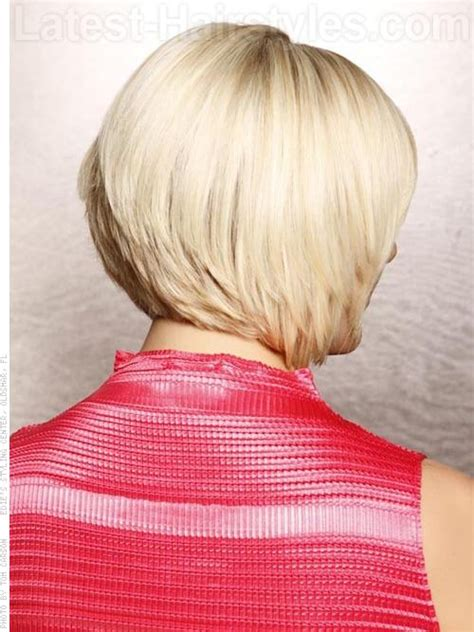 chin length hairstyles back view 10 cute short chin length hairstyles
