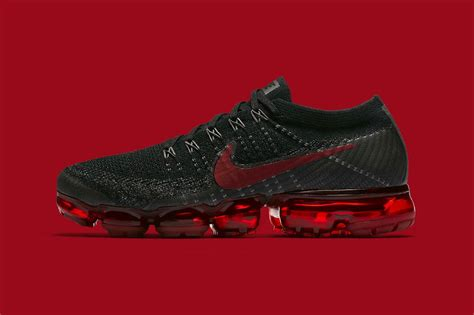 Air Vapormax Flyknit by Nike Air Vapormax Flyknit Bred In Sneakers