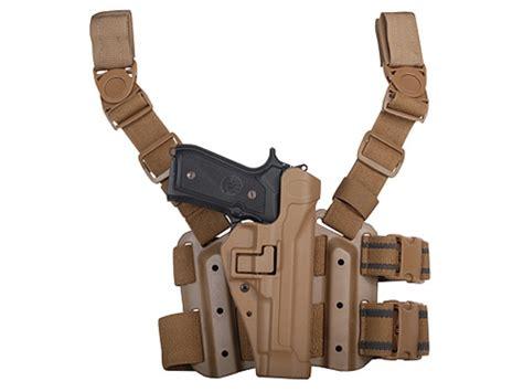 blackhawk tactical leg holster blackhawk tactical serpa thigh holster beretta 92 96 polymer