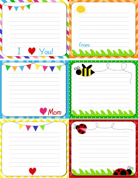 free printable winter note cards kids bento lunch ideas and printable lunchbox notes
