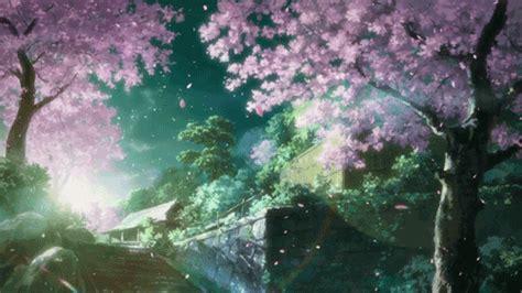 wallpaper bunga cantik gif gambar animasi bergerak bunga sakura jepang yang paling cantik