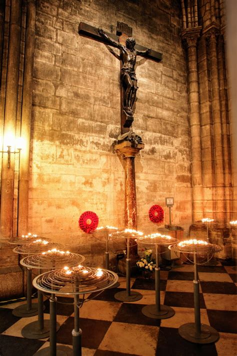french christian church cross hd picture