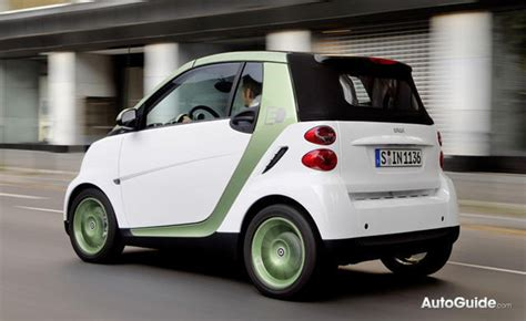 Smart Electric Car Acceleration Smart Car Recreates Classic In Real