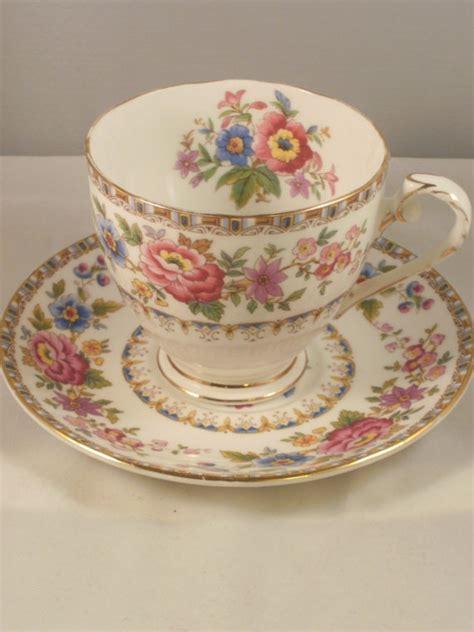 Porselen Nan C royal grafton quot malvern quot tea cups and teapots