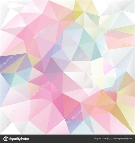 polygon pattern vector vector abstract irregular polygon background with a