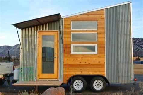 Cost To Build A House In Arkansas 20 mini maisons sur roues qui vont assur 233 ment vous charmer