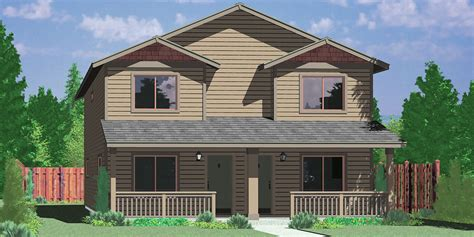 house plans with carport duplex house plan two story duplex house plan affordable
