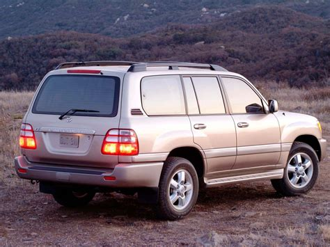 Toyota Sequoia Or Landcruiser Toyota Land Cruiser 100 Photos Photogallery With 10 Pics