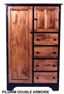 solid wood armoires and wardrobes markham