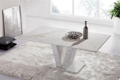 hera white grey marble  leg dining table   chairs