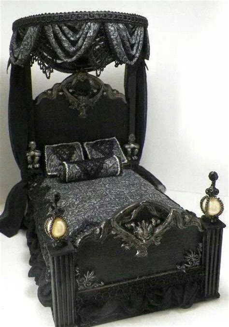 gothic bedding goth bed bed knobs and broomsticks and the likes pinterest