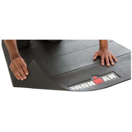 Does Walmart Mats by Ironman Waterproof Floor Protection Noise Reduction