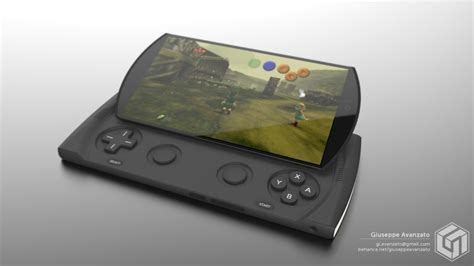 Designer Pad by Nintendo Plus Is A Gaming Smartphone With Android And
