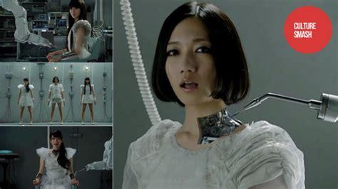 film robot girl leggy robot girls release motion capture data for your