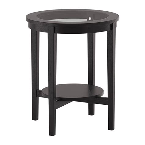 Black Side Table Malmsta Side Table Ikea
