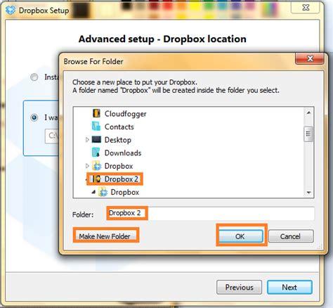 dropbox untuk pc cara membuat 2 account dropbox pada 1 pc komputer