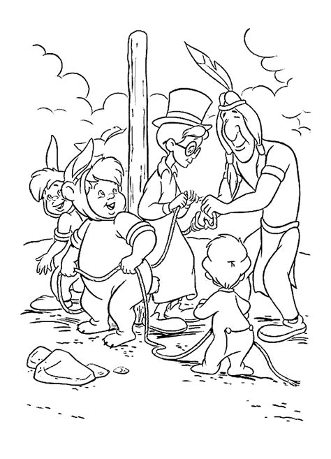peter pan coloring pages coloringpagesabc com