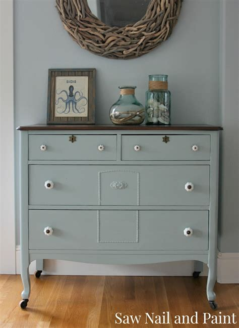 Annie Sloan Paint On Kitchen Cabinets saw nail and paint restyling yesterday s treasures for