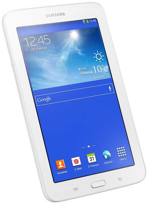 Layar Samsung Tab 3 Lite Samsung Galaxy Tab 3 Lite 7 0 Sm T110 Specs And Price Phonegg