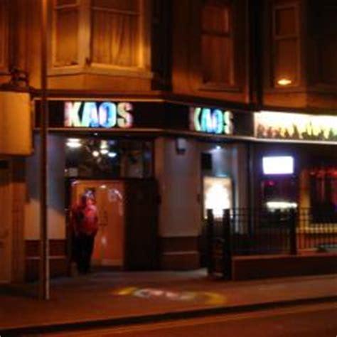 swinging clubs blackpool kaos bar reviews photos town centre blackpool