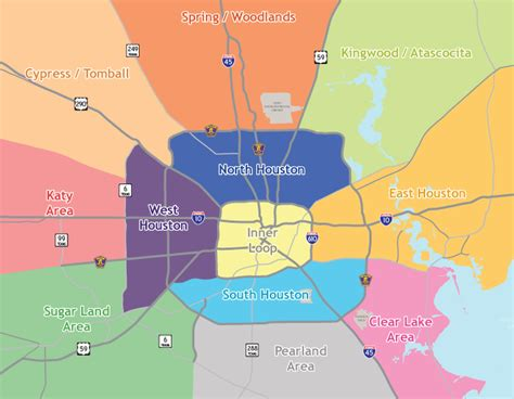 houston gas map e85 gas stations houston map
