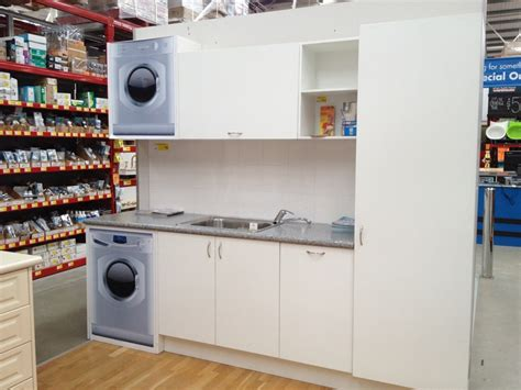 Laundry Cupboards Flat Pack - laundry cabinets bunnings cabinets matttroy