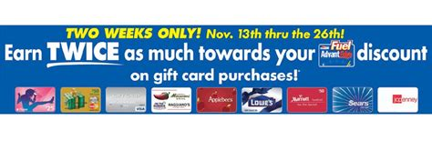 Price Chopper Gift Cards - gift cards fuel savings