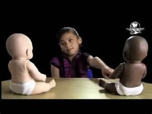 the black doll test 克拉克娃娃實驗 clark doll experiment