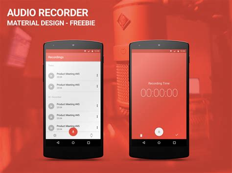 Audio Recorder Sketch Freebie Download Free Resource For Audio News Release Template
