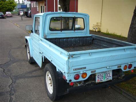suzuki truck cc capsule 1979 suzuki jimny pickup lj80 sj20 toy truck
