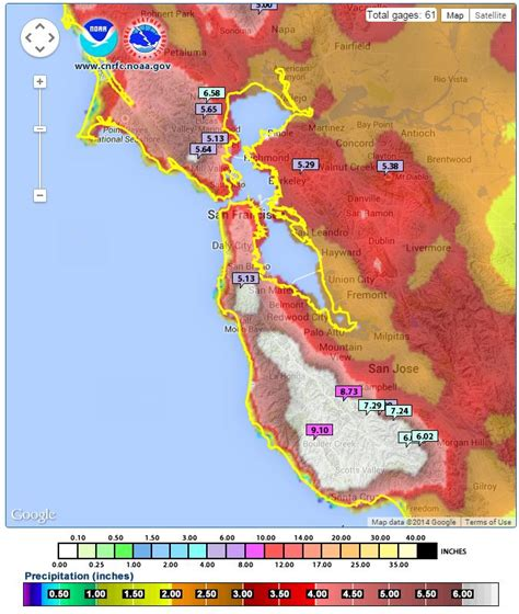san francisco heat map san francisco temperature map michigan map