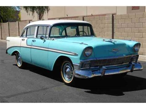 56 chevrolet belair for sale 1956 chevrolet bel air for sale on classiccars 83