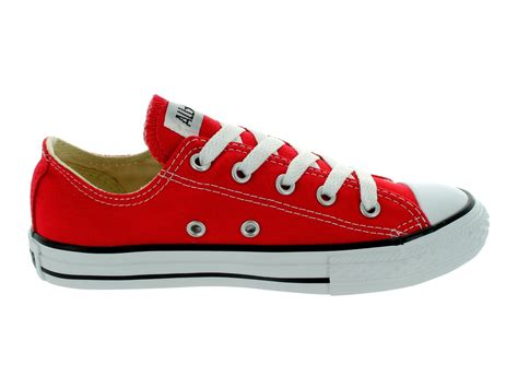 all basketball shoes converse youth chuck all ox basketball shoes