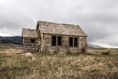 old farm houses pictures free images landscape rock mountain architecture structure wood prairie