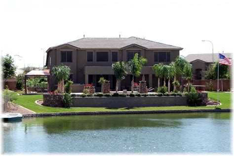 arizona waterfront homes 187 chandler waterfront