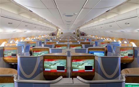voli interni usa inside the airbus a380 the passenger plane in the