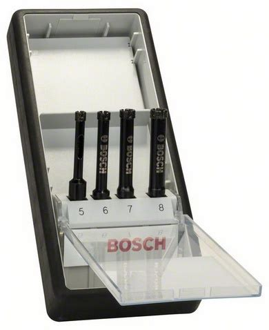 Anker Bor Bosch bosch diamantv 229 tbor sett 5 8mm be tools no