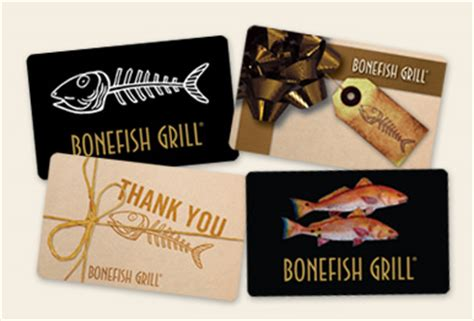 Bonefish Grill Gift Card Balance - gift cards and egift cards available from bonefish grill