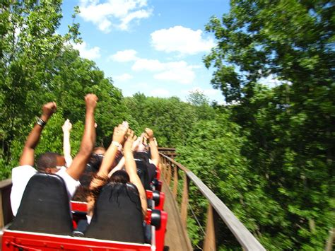 Kings Island Gift Cards - kings island 12129 photograph by dc photographer