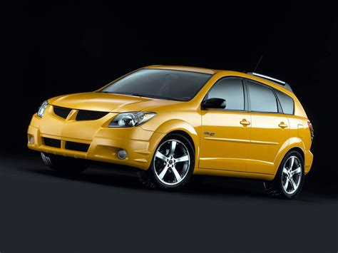 04 Pontiac Vibe by Pontiac Vibe Gt 2001 Pontiac Vibe Gt 2001 Photo 04 Car