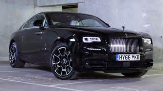 Rolls Royce Rolls Royce Wraith Black Badge More Everything