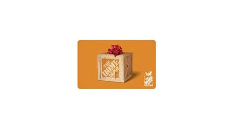 Home Depo Gift Card - enter to win a 50 home depot gift card mutual materials