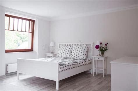 camere da letto stile romantico da letto nello stile romantico immagine stock