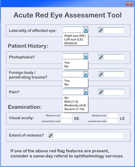 ophthalmology exam template virtren com