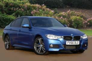 bmw 3 series diesel 320d xdrive m sport 4dr step auto for