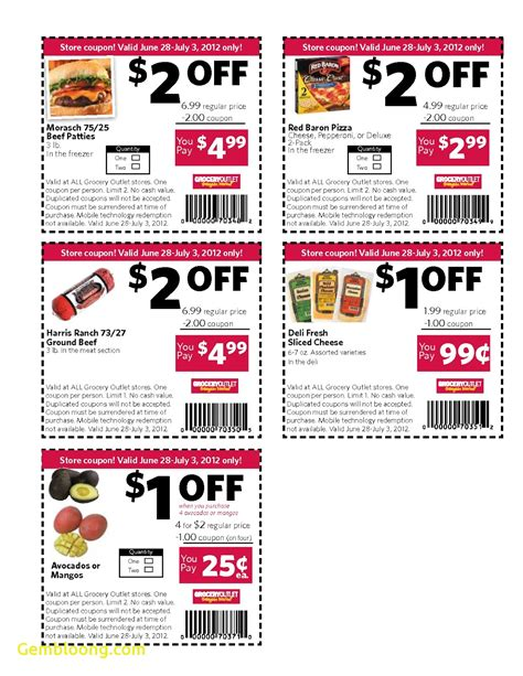 free printable grocery coupons without downloading luxury free printable grocery coupons without downloading