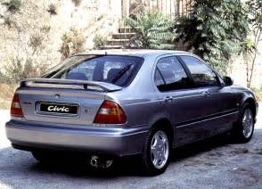 honda civic 1 6i sr vtec 1995 parts specs