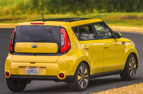 Kia Doul by 2016 Kia Soul Reviews And Rating Motor Trend