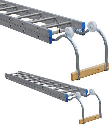 ladder on a roof folding aluminium roof ladders stradbally ladders
