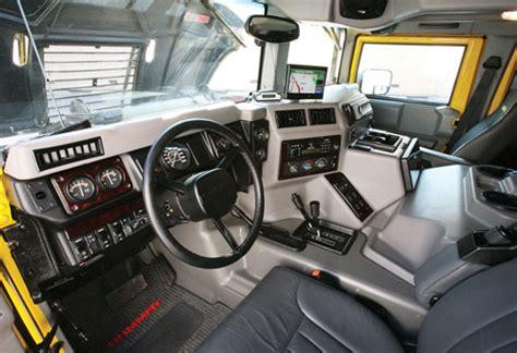 hummer h1 interni hummer h1 interior in 2 motorsports